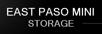 East Paso Mini Storage